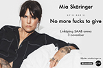 Mia Skäringer - Avig Maria - No More Fucks to Give